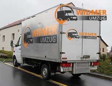 WIDMER UMZUG Bern - LKW Umzug Bern