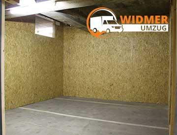 WIDMER UMZUG Bern - Privat- Einlagerung