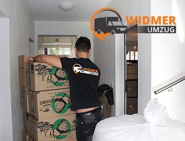 WIDMER UMZUG Bern - Team